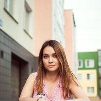 Оля :: Наталья Худякова
