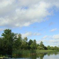 На озере (1) :: Iri_S (Ирина Саянова)