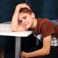 Мой сын :: Сергей Балкунов