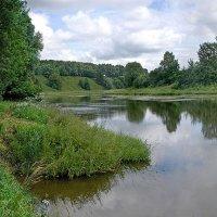 Река Руза :: Михаил Даниловцев