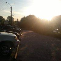 Закат :: Павел Михалев