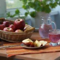 Яблочный спас :: Элен .