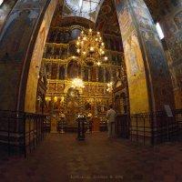 В Храме :: Алексадр Мякшин
