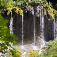 Чегемские водопады :: Darina Mozhelskaia