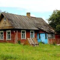 Домик в деревне :: Анна Рид