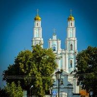 Фотопрогулка в г. Глубокое. Беларусь. :: Nonna