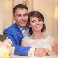 Сергей и Виолетта :: Анюта Колмакова