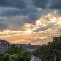 За 10 минут до заката :: Юрий Муханов