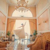 Балетная тема notth castle :: Михаил Решетников