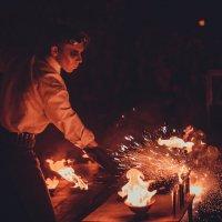 Fire :: Olga Starling