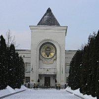 Монастыре :: Борис Александрович Яковлев