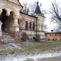 У церкви нет денег :: Борис Александрович Яковлев