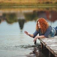 Рыжая.... :: Елена Семёнова