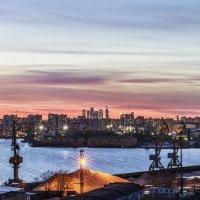 Город из окна :: Владимир Поляков