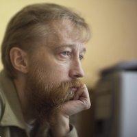 портрет :: Юрий Хворостенко