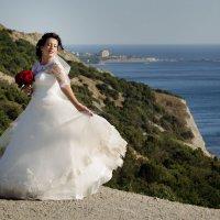 свадьба :: Анна