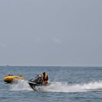 Морской лихач.... :: Tatiana Markova