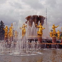 Москва.ВДНХ. :: Дмитрий Иншин