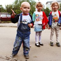 Дай пять !!! :: Дмитрий Иншин