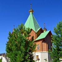 Свято-Троицкая церковь :: Ольга