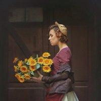 Цветочница :: Надежда Шибина