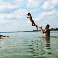 отдых на воде :: Лариса Батурова