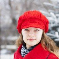 Зимняя прогулка :: Darina Mozhelskaia