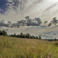 небо над косогором :: gribushko грибушко Николай