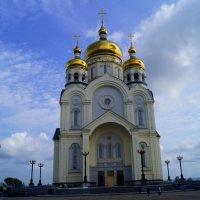 Храмы Хабаровска :: Виктория Коплык