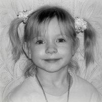 Портрет девочки :: Геннадий Храмцов