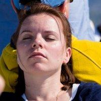 Незнакомка под солнцем :: Witalij Loewin