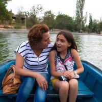 Ой...боюсь...хочу на берег!! :: karen torosyan