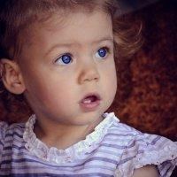 волшебство детских глаз.. :: Александр Александр