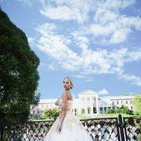 Она и платье - великолепны :: Анастасия Кочеткова