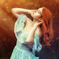 """Drowning in the sun rays"" :: Фотохудожник Наталья Смирнова"