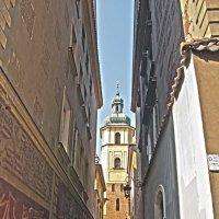 The Street in Stare Miasto :: Roman Ilnytskyi