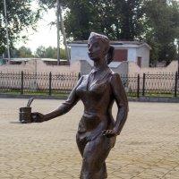 Скульптуры Екатеринбурга :: Eugen Pracht