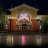вокзал :: Владимир
