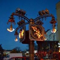 Инсталяции на Пражских улицах :: Ольга