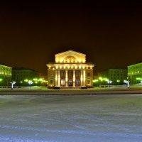 Ночной Норильск :: Витас Бенета