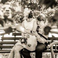 Студенческая свадьба :: Dmitry i Mary S