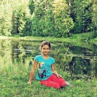 На озере :: Дмитрий Конев