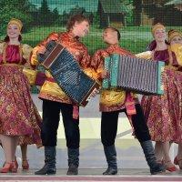 На фестивале САДКО (этюд 14) :: Константин Жирнов