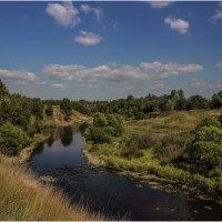 Река Тосна :: Борис Борисенко