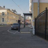 Ржевский переулок. :: Яков Реймер