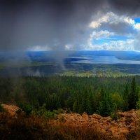 Прикосновение облаков :: Dima Pavlov