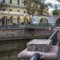Мосты и каналы :: Валерий Пегушев