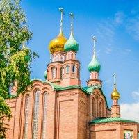Храм :: Андрей Вершинин