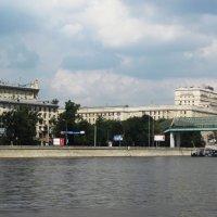 Москва со стороны Нескучного сада. :: Татьяна Богачева