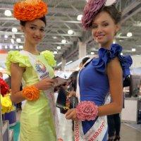 два цветочка или парочка :: Олег Лукьянов